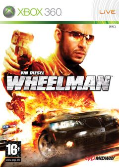 Jaquette de The Wheelman Xbox 360