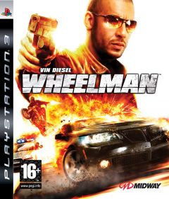 Jaquette de The Wheelman PlayStation 3