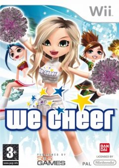 Jaquette de We Cheer Wii