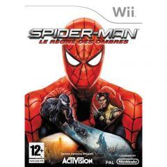 Jaquette de Spider-Man : Le Règne des Ombres Wii