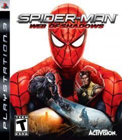 Jaquette de Spider-Man : Le Règne des Ombres PlayStation 3