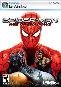 Jaquette de Spider-Man : Le Règne des Ombres PC