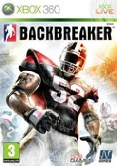 Jaquette de Backbreaker Xbox 360