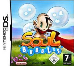 Jaquette de Soul Bubbles DS