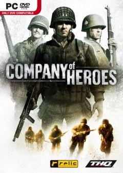 Jaquette de Company of Heroes PC