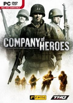 Jaquette de Company of Heroes PC