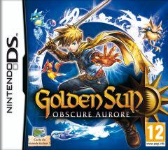 Jaquette de Golden Sun : Obscure Aurore DS