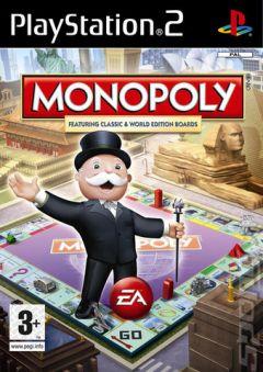 Jaquette de Monopoly PlayStation 2
