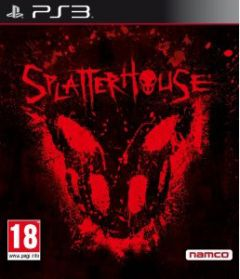 Jaquette de Splatterhouse PlayStation 3