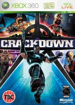 Jaquette de Crackdown Xbox 360