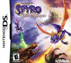Jaquette de La Légende de Spyro : Naissance d'un Dragon DS
