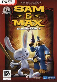 Jaquette de Sam & Max Saison 1 : Sauvez le Monde PC