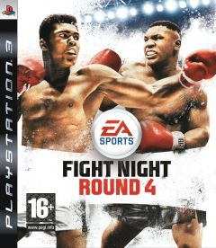 Jaquette de Fight Night Round 4 PS3
