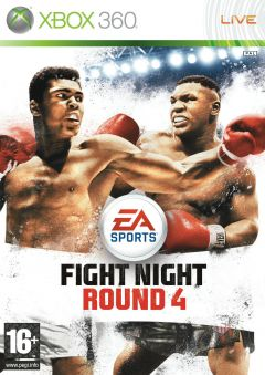 Jaquette de Fight Night Round 4 Xbox 360