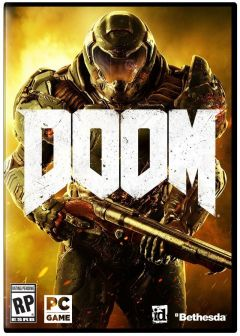 Jaquette de DOOM PC