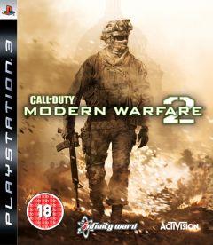 Call of Duty : Modern Warfare 2 (PS3)
