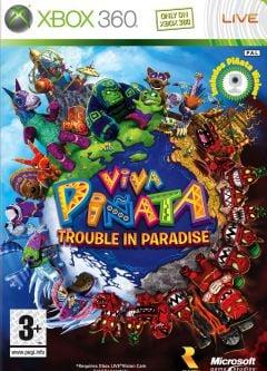 Jaquette de Viva Piñata : Pagaille au Paradis Xbox 360