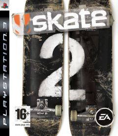 Jaquette de Skate 2 PlayStation 3