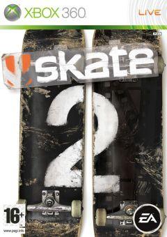 Jaquette de Skate 2 Xbox 360