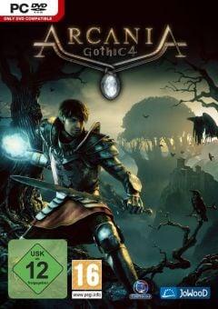 Jaquette de Arcania : Gothic 4 PC