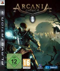 Jaquette de Arcania : Gothic 4 PlayStation 3
