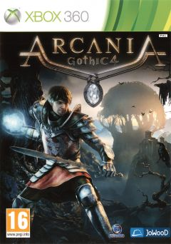Jaquette de Arcania : Gothic 4 Xbox 360