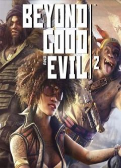 Jaquette de Beyond Good & Evil 2 PS4