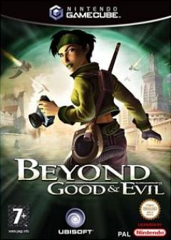 Jaquette de Beyond Good & Evil GameCube