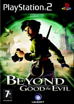 Jaquette de Beyond Good & Evil PlayStation 2