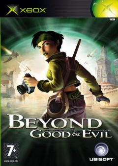 Jaquette de Beyond Good & Evil Xbox
