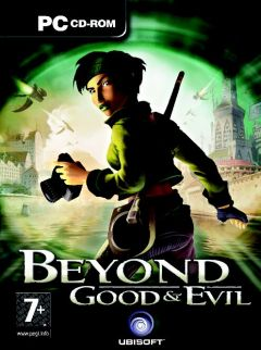 Jaquette de Beyond Good & Evil PC