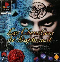 Jaquette de Les Chevaliers de Baphomet PlayStation