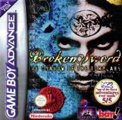 Jaquette de Les Chevaliers de Baphomet Game Boy Advance