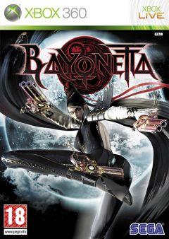 Jaquette de Bayonetta Xbox 360