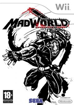 Jaquette de MadWorld Wii