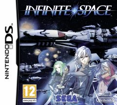 Jaquette de Infinite Space DS