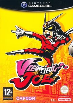 Jaquette de Viewtiful Joe GameCube