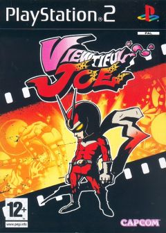Jaquette de Viewtiful Joe PlayStation 2