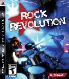 Jaquette de Rock Revolution PlayStation 3