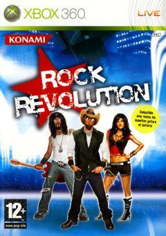 Jaquette de Rock Revolution Xbox 360