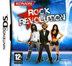 Jaquette de Rock Revolution DS