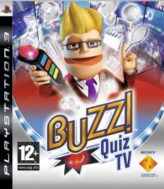 Jaquette de Buzz ! Quiz TV PlayStation 3