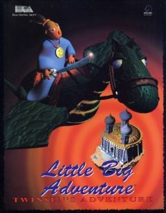 Jaquette de Little Big Adventure PC