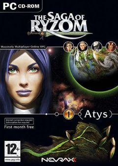 Jaquette de The Saga of Ryzom PC