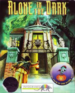Jaquette de Alone in the Dark (original) PC