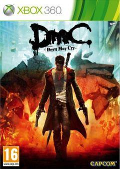 Jaquette de DMC : Devil May Cry Xbox 360