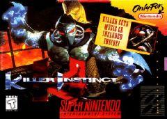Killer Instinct (original) (Super NES)
