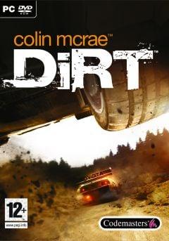 Jaquette de Colin McRae : DIRT PC
