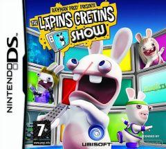 Jaquette de Rayman Prod' présente : The Lapins Crétins Show DS