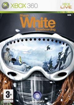 Jaquette de Shaun White Snowboarding Xbox 360
